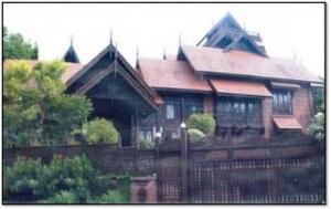 Banglo Mewah Khalid Ibrahim