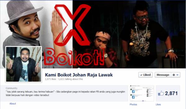Blog Video Panas Yamani Salim Rakyat Malaysia Bangkit Boikot Johan ...