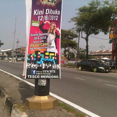 View Nite, pusat hiburan yang baru dibuka di Kedah...
